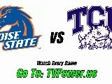 Watch Boise State Broncos Vs TCU Horned Frogs Football Onlin