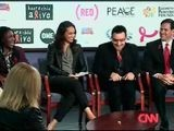 U2&#039 S Bono, Alicia Keys, Marco Rubio World AIDS Day