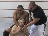 Wrestling Chokehold