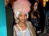 Willow Smith&#039 S Sky-High Hair