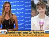Win A Justin Bieber Signed Car