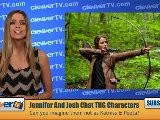 Which Other Hunger Games Characters Would Josh Hutcherson & Jennifer Lawrence Be?