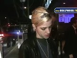 Samantha Ronson Could Care Less About Superbowl