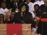 Whitney Houston Mourned In Song And Prayer