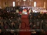 Whitney Houston Funeral: Donnie Mcclurkin