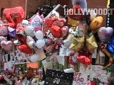Whitney Houston Fans React With Testimony, Memorials