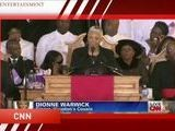 WATCH: Dionne Warwick And R. Kelly At Whitney&#039 S Funeral