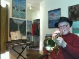 Winter Lullaby Flugelhorn Solo