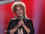 Whitney Myer - No One - The Voice 2012 Auditions