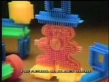 Wendy&#039 S Hamburgers 1987 : Kids Meal: Playskool Bristle Blocks