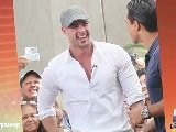 William Levy Drives The Crowd Wild On Dancing With The Stars