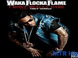 Waka Flocka Flame - I Don' T Really Care Ft Trey Songz Clean Version New 2012 MTR Version