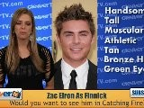 Zac Efron To Play Finnick In Catching Fire?