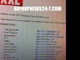 XXL FRESHMAN 2012 CLASS LIST! - HIPHOPNEWS24-7.COM