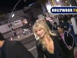 Heroes Star Ali Larter Leaves Premiere Of Grey Gardens