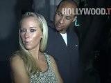 Kim Kardashian, Tom Felton, Kendra Wilkinson En La Fiesta De Cumplea&ntilde O De Perez Hilton