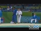 -57kg Ketleyn Quadros BRA - Isabel Fernandez ESP