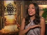 Zookeeper - Rosario Dawson Interview