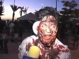 ZOMBIE WALK IN MEXICO