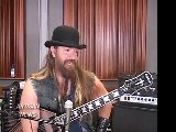 ZAKK WYLDE TALKS ABOUT POST BLOOD CLOT PRECAUTIONS