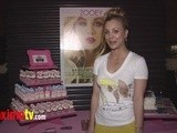 ZOOEY Magazine Relaunch Party With Kaley Cuoco Arrivals