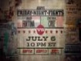 'Friday Night Fights' Preview