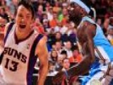 Nash Passes Robertson In Suns' Loss