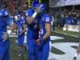 Boise State Wins MAACO Bowl