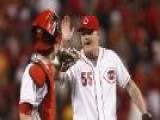 Baseball Tonight Minute: Latos Pitches Lights Out