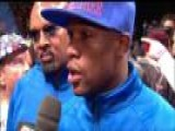 Floyd Mayweather Ready For Cotto