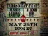 Friday Night Fights Preview