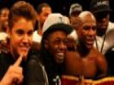 Is Bieber A Part Of Mayweather's Entourage?