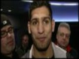 Khan Promises 'Clean, Decent Fight'