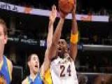 Kobe Bryant Drops 40