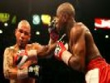 Mayweather Shines In Test From Cotto