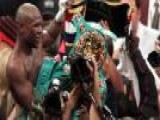 Mayweather Wins By Unanimous Decision