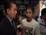Manny Pacquiao Surprised By Outcome