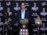 Malkin Wins Hart Trophy, Karlsson Takes Home Norris