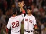Middlebrooks Powers Red Sox