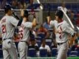 Molina's 3-Run Blast Lifts Cardinals