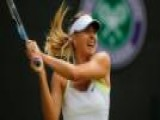 Maria Sharapova Advances
