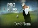 Pro Files - David Toms