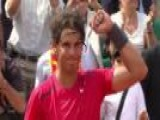 Rafael Nadal Wins Easily