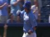 Royals Sweep Rays On Butler's Home Run