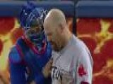 Tempers Flare In Blue Jays' Win