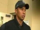 Tiger Talks After Round 2