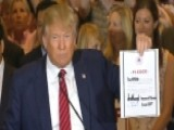00006000 Trump Signs Loyalty Pledge: RNC Has Been Very Fair To Me
