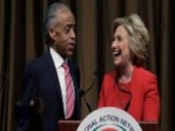 00004000 Clinton Makes Push For Black Voters