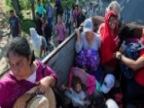 00004000 Caravan Is Undeterred Despite Trump Promise To Close Border
