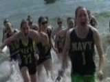 Thousands Take Polar Bear Plunge